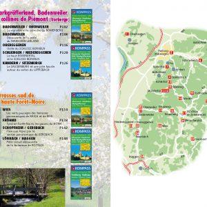 Randonnées et adresses gourmandes en Forêt-Noire – Tome 2